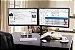 Suporte Para 2 Monitores de 10 A 32 Kg Articulado de Mesa - Imagem 6