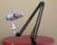 Braço Suporte Pedestal De Mesa Articulado Para Microfones - Imagem 6