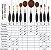 Kit de pincéis Oval Brush - Imagem 4