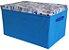 Caixa Grande Azul - Baú Guarda Objetos - Imagem 5