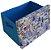 Caixa Grande Azul - Baú Guarda Objetos - Imagem 1