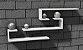 Conjunto prateleira J de 80x15cm - Imagem 4