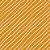 TECIDO 100% ALGODÃO FABRICART COLEÇÃO FALLING IN LOVE - ORANGE DIAGONAL - PREÇO DE 0,50 x 1,50 - Imagem 1