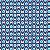 TECIDO 100% ALGODÃO- OLHO GREGO - PREÇO DE 0.50 x 1,50 - Imagem 1