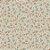 TECIDO 100% ALGODÃO FABRICART- FLORAL SEMENTE JACOBEAN - ACQUA- PREÇO DE 0.50 x 1,50 - Imagem 1