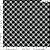 TECIDO 100% ALGODÃO EVA E EVA -COLEÇÃO  IPANEMA- XADREZ TONS DE PRETO PREÇO DE 0.50 x 1,50 - Imagem 1
