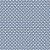 TECIDO 100% ALGODÃO PERIPAN - GEOMÉTRICO TRADICIONAL CREME FUNDO AZUL - PREÇO DE 0.50 x 1,50 - Imagem 1