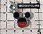 Cursor com Pingente Nº 5 - Mickey - Imagem 2