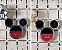 Cursor com Pingente Nº 5 - Mickey - Imagem 1