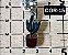 Cursor com Pingente Nº 5 - Dourado - Cactus - Imagem 3