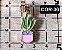 Cursor com Pingente Nº 5 - Dourado - Cactus - Imagem 2