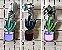 Cursor com Pingente Nº 5 - Prata - Cactus - Imagem 1