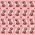 Tecido Estampa Exclusiva de Personagens - Frida Kahlo - 100% poliéster - Preço de 80cm x 60cm - Imagem 2