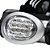 Lanterna de cabeça Turbo LED - Nautika - Imagem 2
