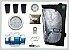 KIT LED EASY TO GROW 80x80x160 - 200w Bivolt - Imagem 1