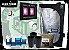 KIT LED EASY TO GROW 80x80x160 - 200w - 220v - Imagem 1