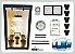 KIT LED EASY TO GROW 100x100x180 - 120w Quantum Board Bivolt - Imagem 1