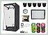 KIT LED EASY TO GROW 100x100x200 – 120w Samsung Quantum Board Bivolt - Imagem 1