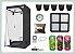KIT LED EASY TO GROW 120x120x200 – 240w Quantum Board Bivolt - Imagem 1