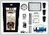 KIT LED EASY TO GROW 80x80x160 - 120w Samsung Quantum Board Bivolt - Imagem 1