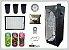 KIT LED EASY TO GROW 60x60x160 - 120w Samsung Quantum Board Bivolt - Imagem 1