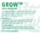 Fertilizante Fat Crystal Grow 200g Vega Booster - Imagem 2