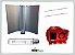 Kit WEED 50x40 Basic Reator Eletrônico BIVOLT - Imagem 1