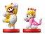 Amiibo Pack Cat Mario e Cat Peach Super Mario Nintendo WiiU Switch - Games Geek  - Imagem 2
