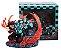Diorama Demon Slayer Tanjiro kamado Dança Deus do Fogo - Kimetsu No Yaiba  - Imagem 2