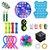 Kit com 22 peças Push Pop Bubble Sensory Fidget Toy Anti Stress II  - Alta qualidade  - Imagem 1
