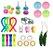 Kit com 26 peças Push Pop Bubble Sensory Fidget Toy Anti Stress - Alta qualidade  - Imagem 1