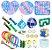 Kit com 31 peças Push Pop Bubble Sensory Fidget Toy Anti Stress - Alta qualidade  - Imagem 1