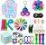 Kit com 30 peças Push Pop Bubble Sensory Fidget Toy Anti Stress XIV - Alta qualidade  - Imagem 1