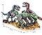 Velociraptors 1780 peças 22 Cm - Blocos de Montar  - Imagem 2