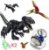 Kit Jurassic Park Blocos de Montar Modelo 10 - Cinema Geek  - Imagem 1