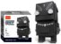 Brickheadz Pantera Negra + 65 peças Vingadores - Blocos de montar 9Cm x 3,5Cm x 4,5Cm - Imagem 1