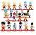 Pack 21 Figures Dragon Ball 7Cm - Animes Geek - Imagem 1