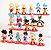 Pack 21 Figures Dragon Ball 7Cm - Animes Geek - Imagem 3