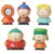 Kit 05 Personagens South Park - Série 1 - 10Cm - Animes Geek - Imagem 1