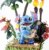 Figure Estátua Stitch e Xepa - Lilo & Stitch - Animes Geek - Imagem 5