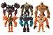 Pack 11 Action Figures Ben 10 Reboot com articulação nos braços - Animes Geek - Imagem 3