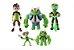 Pack 11 Action Figures Ben 10 Reboot com articulação nos braços - Animes Geek - Imagem 4