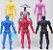 Pack 6 figures Power Rangers Movie - Cinema Geek - Imagem 2