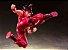 Action Figure Goku estilo Kaioken DBZ 15Cm - Original Bandai - Imagem 5