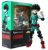 Action Figure Midoriya Izuku 15Cm Articulado Boku No Hero Academia - Animes Geek - Imagem 1