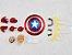 Action Figure Capitão América Amazing Yamaguchi - Avengers - Imagem 5
