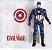 Action Figure Capitão América Civil War - Avengers - Imagem 3
