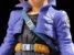 Figure Estátua Trunks Super Sayajin 25Cm - Dragon Ball - Imagem 4