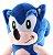 Pelúcia Sonic The Hedgehog 30Cm - Games Geek - Imagem 3