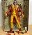 Action Figure Joker Coringa Versão Ronald McDonald - Neca - Imagem 4
